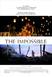 Lo imposible (2012) cover