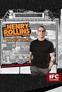 The Henry Rollins Show (2006) cover