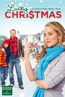 Lucky Christmas (2011) cover