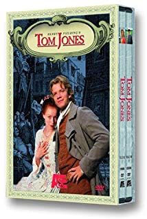 The History of Tom Jones, a Foundling 1997 poster