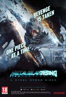 Metal Gear Rising: Revengeance (2013) cover
