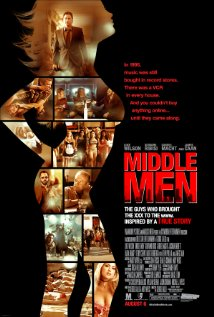 Middle Men (2009) cover