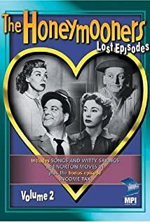 The Honeymooners (1955) cover