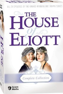 The House of Eliott (1991) cover