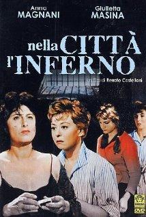 Nella città l'inferno (1959) cover