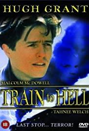 Night Train to Venice (1993) cover