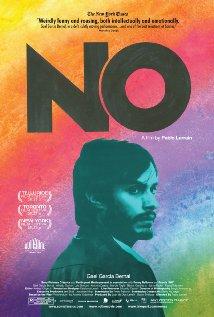 No (2012) cover