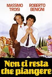 Non ci resta che piangere (1984) cover