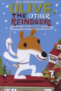 Olive, the Other Reindeer (1999) cover