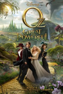 Oz the Great and Powerful (2013) cover