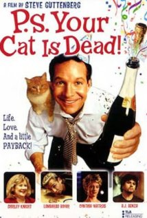 P.S. Your Cat Is Dead! 2002 poster