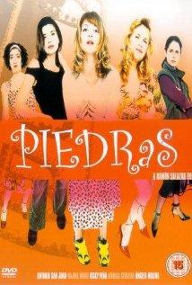 Piedras (2002) cover