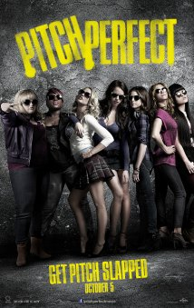 Pitch Perfect (2012) cover