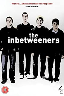 The Inbetweeners (2008) cover