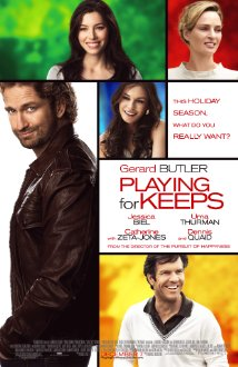 Playing for Keeps (2012) cover