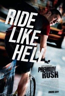 Premium Rush 2012 poster