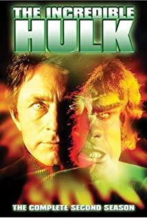 The Incredible Hulk (1978) cover
