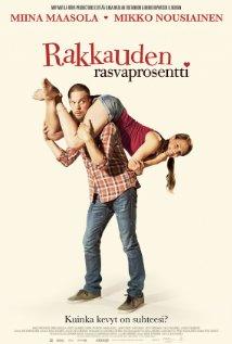 Rakkauden rasvaprosentti (2012) cover