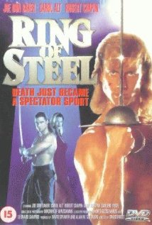 Ring of Steel 1994 poster