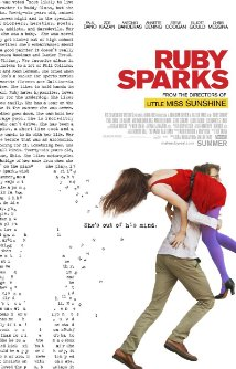 Ruby Sparks 2012 poster