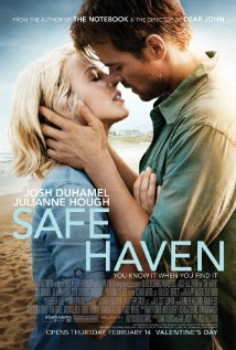 Safe Haven (2013) cover