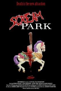 Scream Park (2012) cover