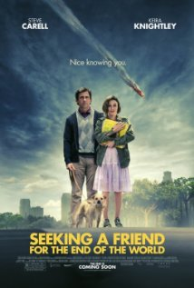 Seeking a Friend for the End of the World (2012) cover
