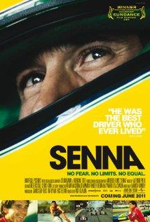 Senna (2010) cover