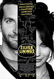 Silver Linings Playbook (2012) cover