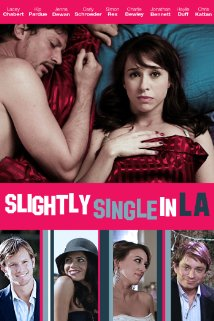 Slightly Single in L.A. (2012) cover