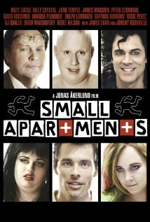 Small Apartments (2012) cover