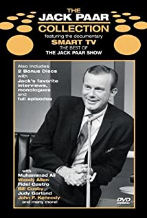 The Jack Paar Program 1962 poster