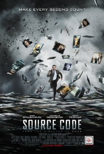 Source Code 2011 poster