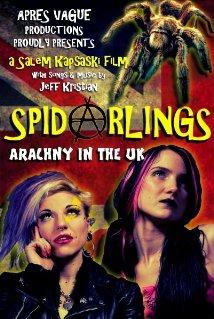 Spidarlings (2013) cover
