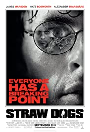 Straw Dogs 2011 poster