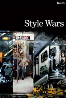 Style Wars (1983) cover