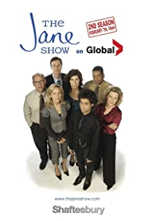 The Jane Show 2004 poster