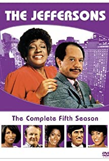 The Jeffersons (1975) cover