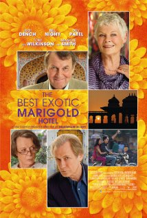 The Best Exotic Marigold Hotel (2011) cover