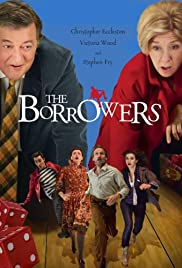 The Borrowers (2011) cover