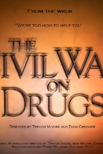 The Civil War on Drugs (2011) cover
