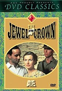 The Jewel in the Crown (1984) cover