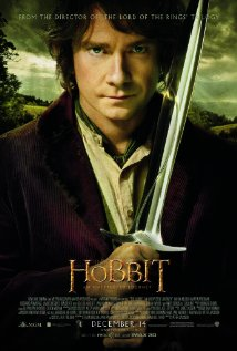 The Hobbit: An Unexpected Journey (2012) cover