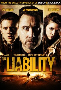 The Liability (2012) cover
