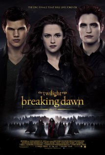 The Twilight Saga: Breaking Dawn - Part 2 (2012) cover