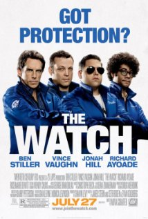 The Watch (2012) cover