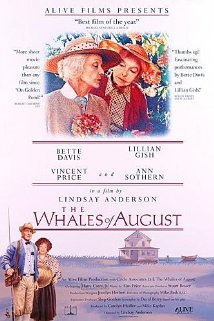 The Whales of August (1987) cover