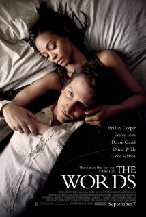 The Words (2012) cover