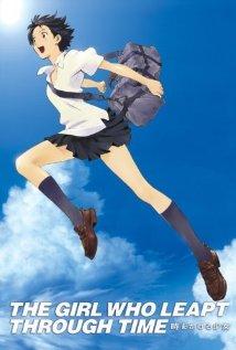 Toki o kakeru shôjo (2006) cover