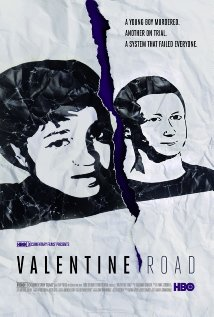 Valentine Road (2013) cover